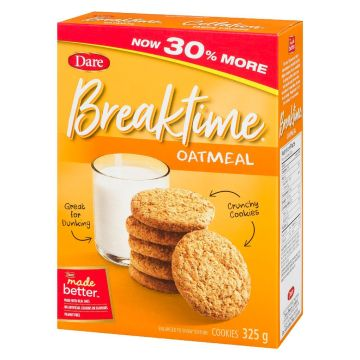 Breaktime Cookies Oatmeal