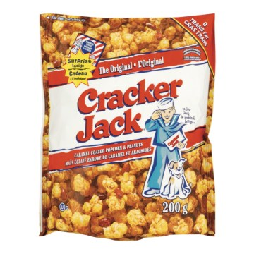 Cracker Jacks Large Bag