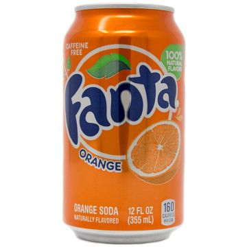 Fanta Orange Drink