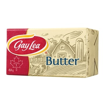 Gay lea Butter Salted