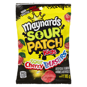 Maynard Candy Bag Size Sour Cherry Blaster