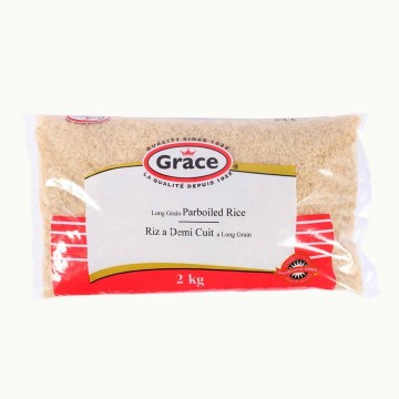 Grace Rice Parboiled Rice