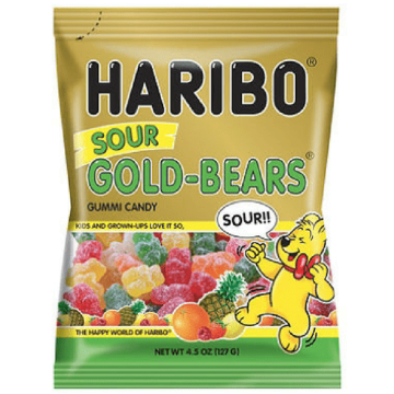 Haribo Goldbears Gummy Candies