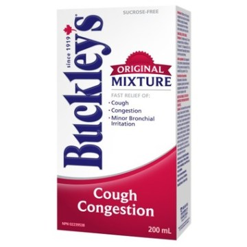 Buckley's Original Cough Congestion