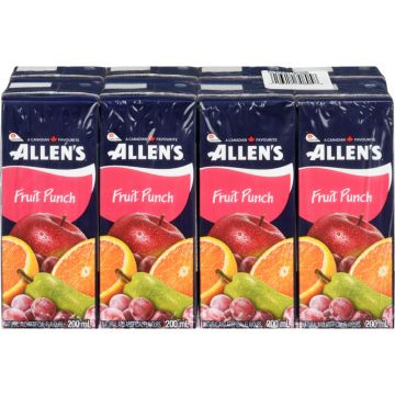 Allen Fruit Punch Box