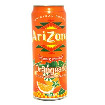 Orangeade Arizona Soda
