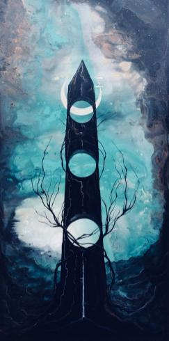 Moon Obelisk