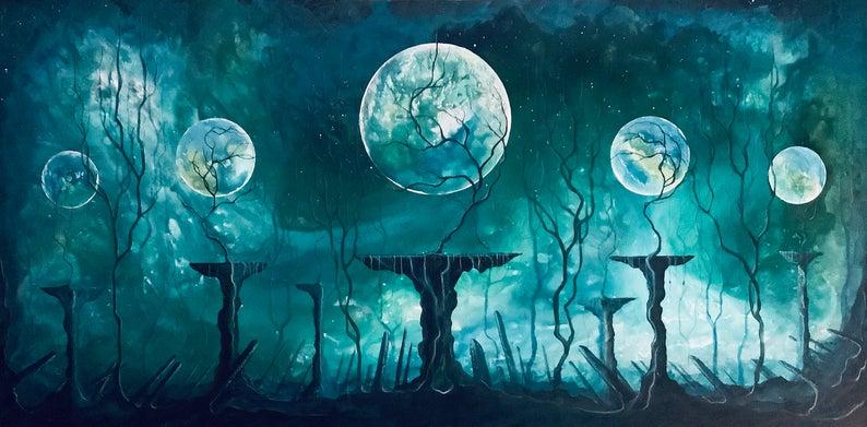 The Night Perpetual