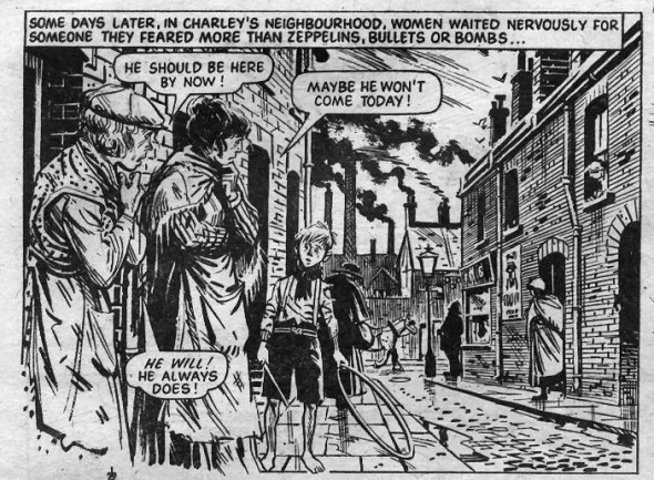 Charley's War: London Street