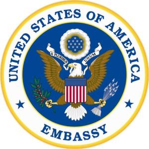 US Embassy Seal