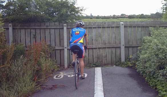 Stupid Cycle Lanes - York