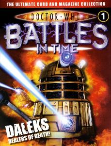 Battles in Time Issue One - Cover (Small)