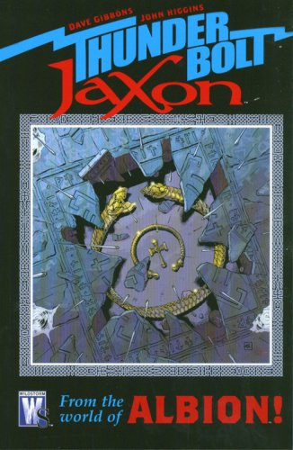 Thunderbolt Jaxon Trade Paperback