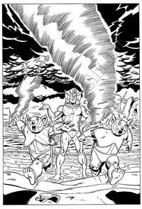 Marvel UK - Thundercats