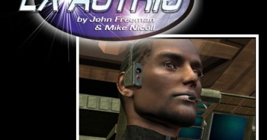 Ex Astris Episode 3 - ROK Panel 1