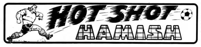 Hot Shot Hamish Banner - 1975