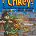 Crikey Issue 8 - Cover