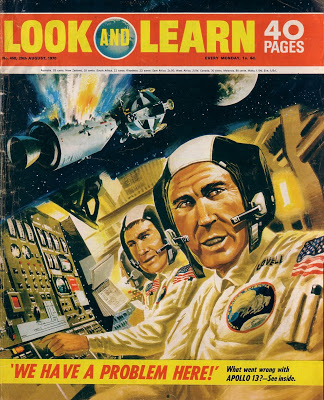 Look and Learn 450 - Apollo 13