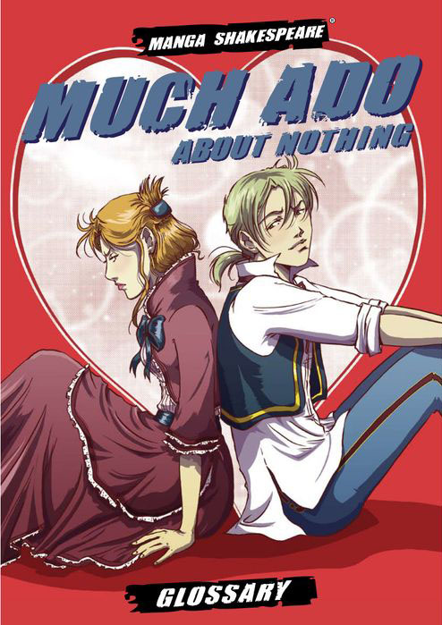 Manga Shakespeare - Much Ado About Nothing