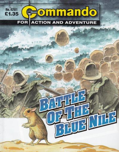Commando 4281: Battle of the Blue Nile
