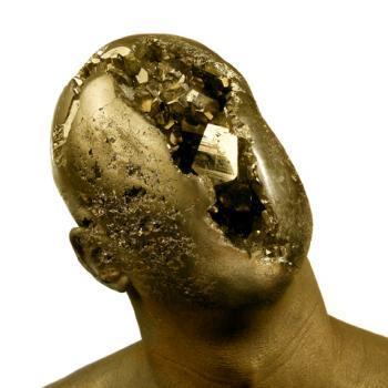 Dave McKean, 'Alveolate 1' Image via The Pump House Gallery