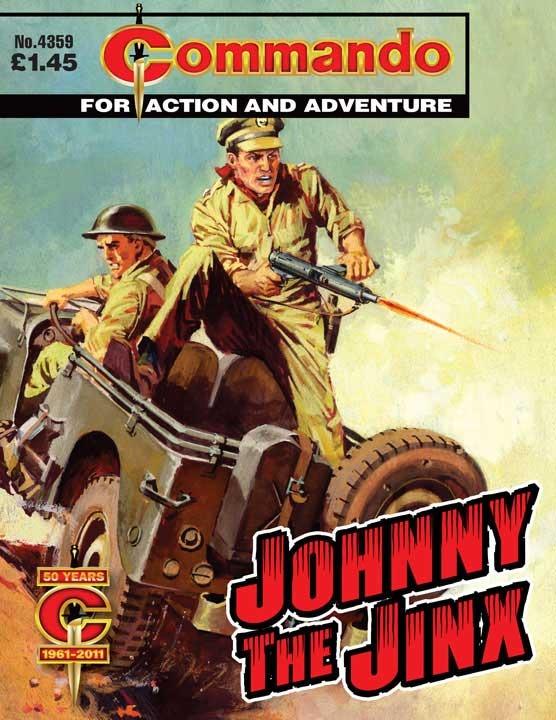 Commando 4359: Johnny The Jinx