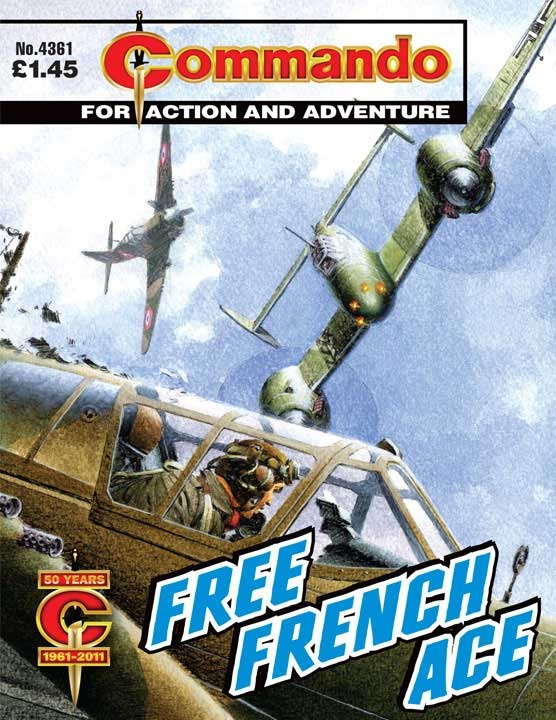Commando 4361 Free French Ace