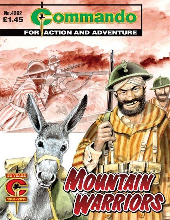 Commando No 4362: Mountain Warriors