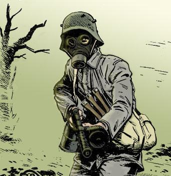 Charley's War: German Soldier