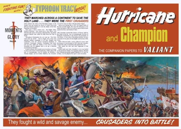 Hurricane and Champion