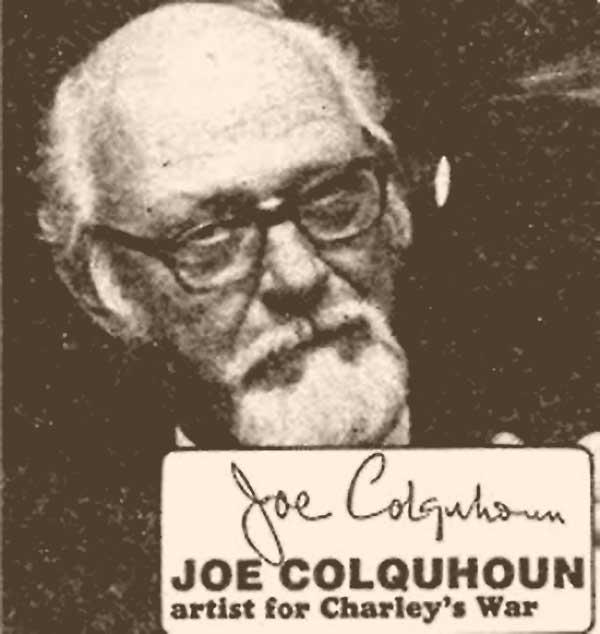 Joe Colquhoun