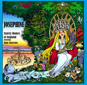 Josephine by Hunt Emerson - CD Cover