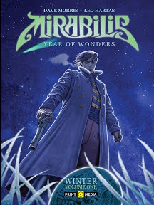 Mirabilis: Year of Wonders Book One - Winter (Small)