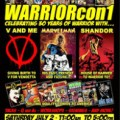 WarriorCon 2011