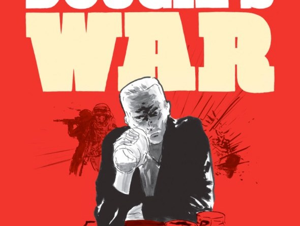 Dougie's War Cover - Large