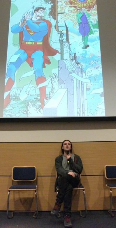 Dundee Comics Day 2011 - Frank-Quitely