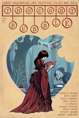 Thought Bubble Anthology 20111 - Cover