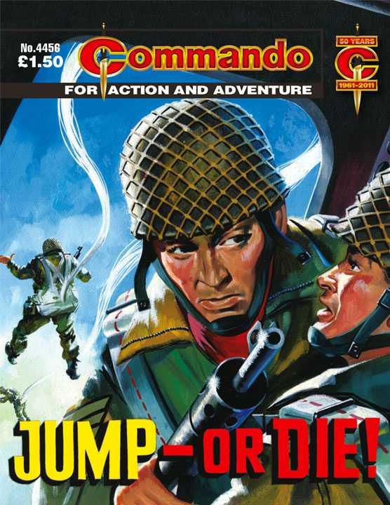 Commando 4456: Jump - Or Die!