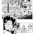 Crucible: The Quest - Part 4, Page 1 - Inks