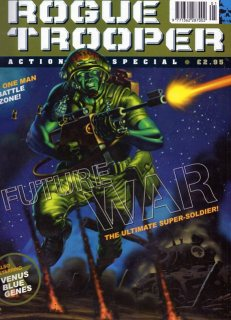 Rogue Trooper Action Special 1 (1994)