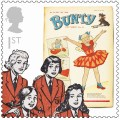 Royal Mail Comic Collection 2012 - Bunty