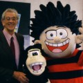 Artist David Sutherland and friends. Image © DC Thomson