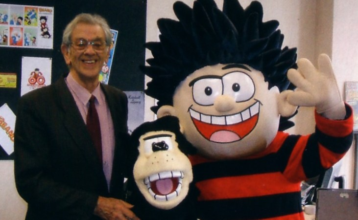 Master in Comics: An Interview with Beano artist David Sutherland