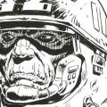 Rogue Trooper Concept Art by Dave Gibbons SNIP