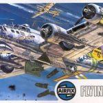 Boeing B-17 Fortress Airfix Box Art