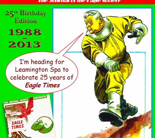 Eagle Times Volume 26 Number One - Cover