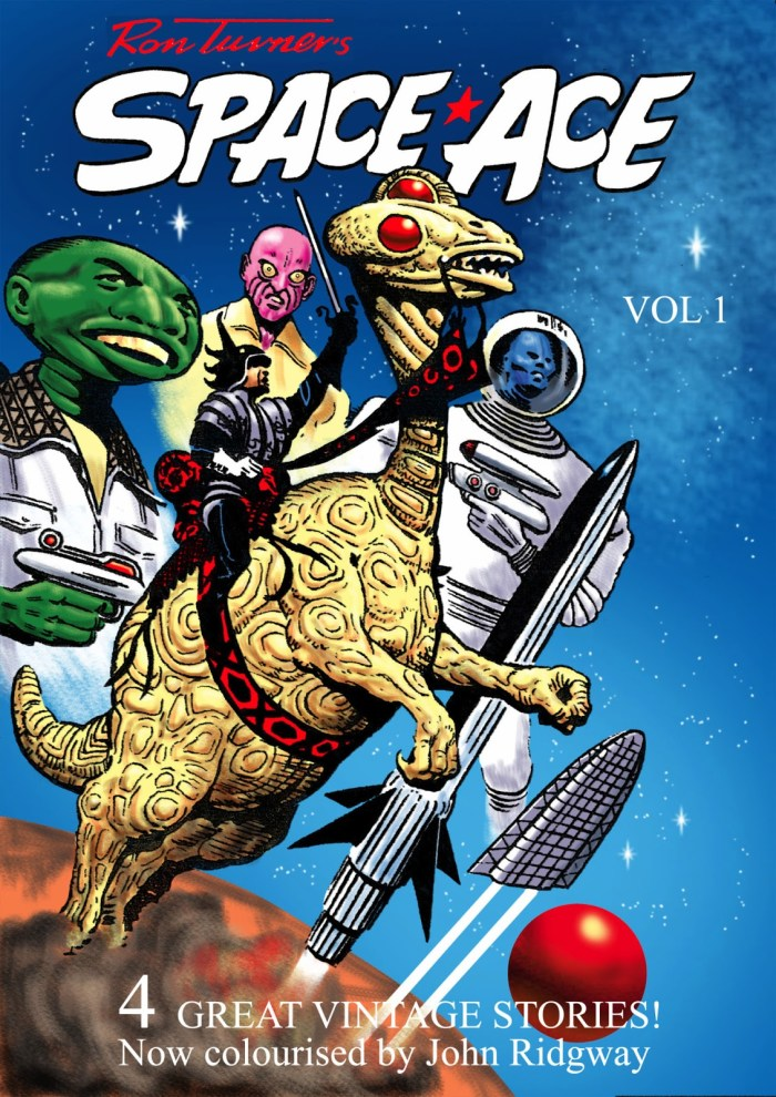 Space Ace Volume One