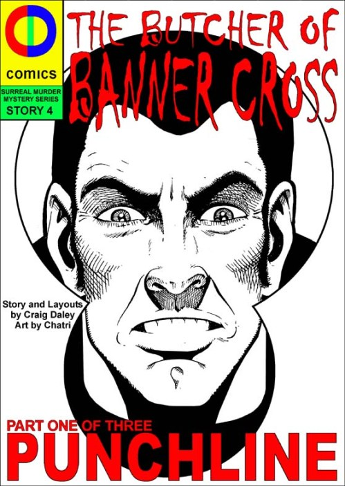 The Butcher of Banner Cross Issue 1