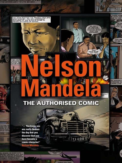 Nelson Mandela Authorised Comic