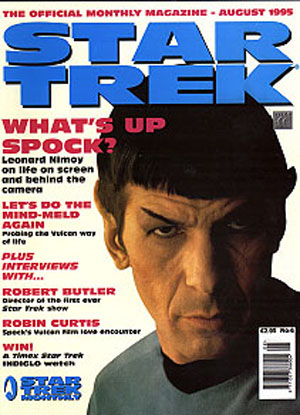 Star Trek Magazine Issue 6